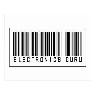 Electrónica Guru del código de barras Postal