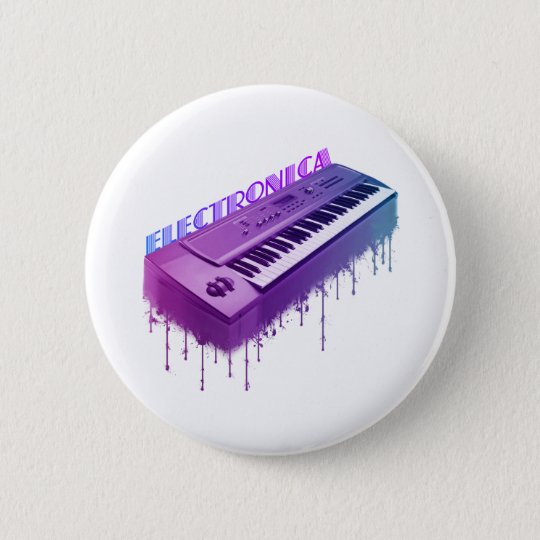 Electronica Keyboard Button