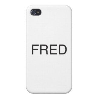 electronice ridículo device ai de f iPhone 4/4S carcasa