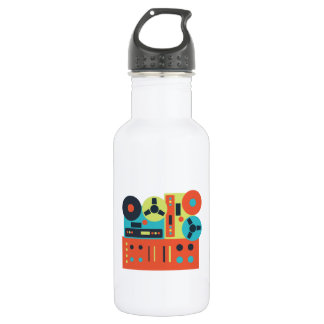 Electronics 18oz Water Bottle