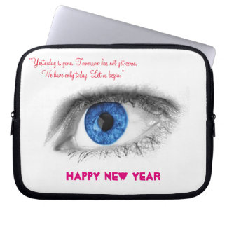 Electronics Bag - Happy New Year