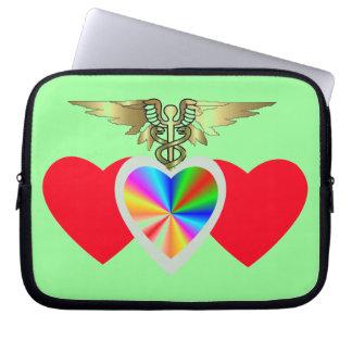Electronics Bag- I was Born This Way Laptop Sleeve