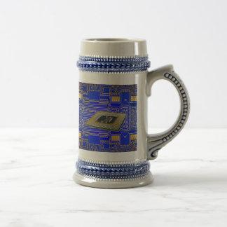 Electronics Circuit Board Coffee Mugs