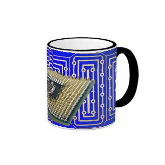 Electronics Circuit Board Mug