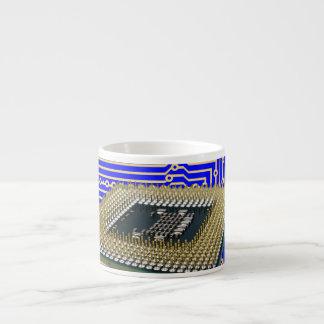 Electronics Circuit Board Espresso Cup