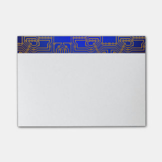 Electronics Circuit Board Post-it® Notes