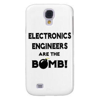 Electronics Engineers Are The Bomb! Samsung Galaxy S4 Cover