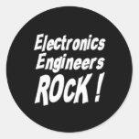 Electronics Engineers Rock! Sticker