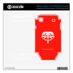 [Crown upside down]  Electronics Skins Samsung Galaxy S Decal