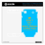 [Two hearts] don't cry coz niall horan loves you  Electronics Skins Samsung Galaxy S Decal