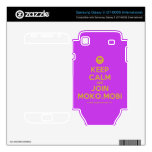 [Smile] keep calm and join moko.mobi  Electronics Skins Samsung Galaxy S Decal