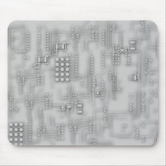 Electronics texture mouse pad