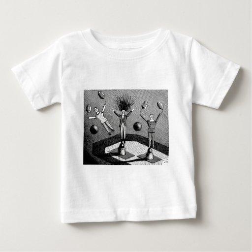 Electrophorus de Peiffer de las muñecas de Camisas
