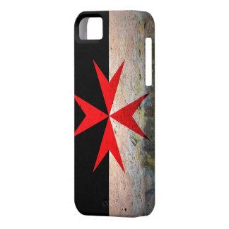 ElectroSky - Maltese Cross m8868955 iPhone SE/5/5s Case