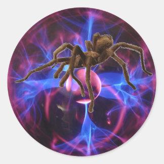 ElectroSpider Tarantula Cool Ball Sticker