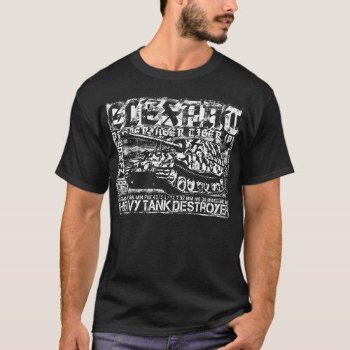 Elefant Mens Basic Dark T_Shirt