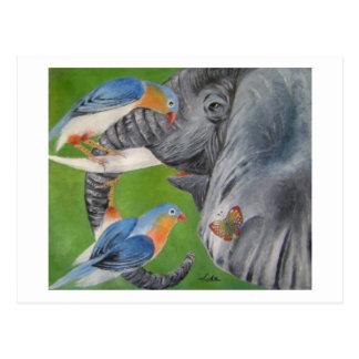 elefantasy1 postcard