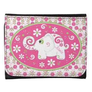 Elefante adornado floral de lujo personalizado