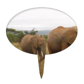 elefante figura de tarta