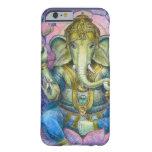 elefante afortunado Buda de Ganesha del caso del Funda De iPhone 6 Barely There
