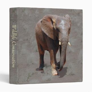 "Elefante africano carpeta 1"""
