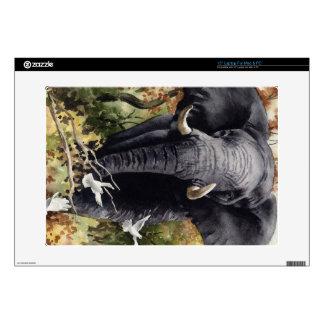 Elefante africano skins para portátiles