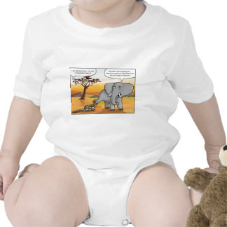 Elefante and snake.png camisetas