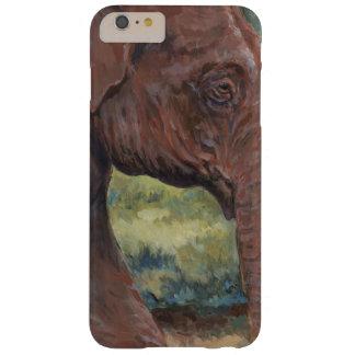 Elefante asiático funda de iPhone 6 plus barely there