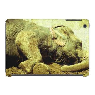 Elefante asiático - mini caso del iPad Fundas De iPad Mini Retina