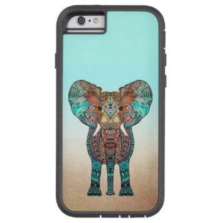 Elefante azteca funda para  iPhone 6 tough xtreme