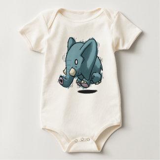 Elefante Babygrow Mameluco