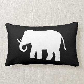 Elefante blanco almohada