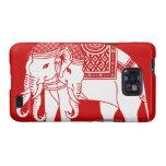 Elefante blanco tailandés de Erawan Samsung Galaxy S2 Carcasas