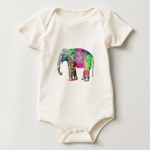Elefante Body Para Bebé