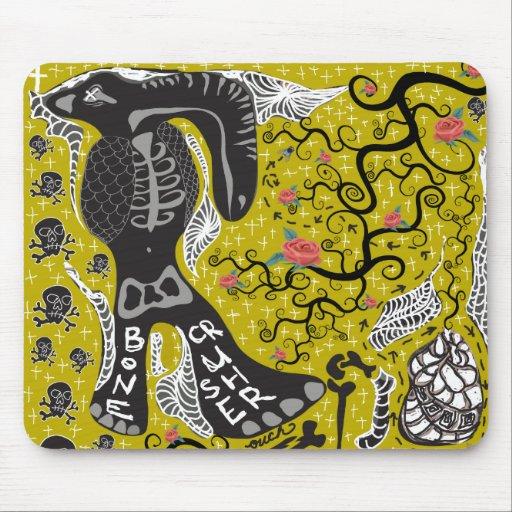 Elefante Bone Crusher mousepad