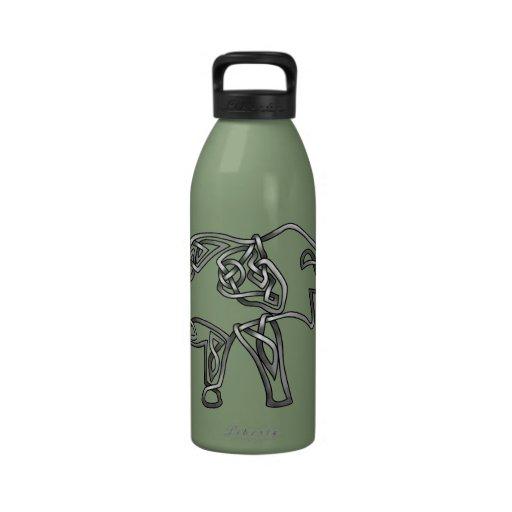 Elefante Botella De Agua