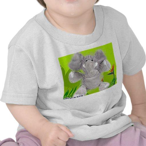 elefante camiseta