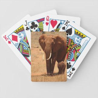 Elefante Cartas De Juego