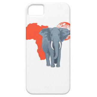 Elefante de África Funda Para iPhone SE/5/5s