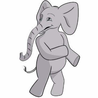 Elefante de Elias Fotoescultura Vertical