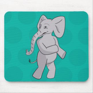 Elefante de Elias Alfombrillas De Raton