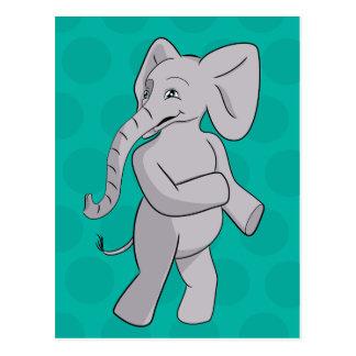 Elefante de Elias Postal
