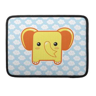 Elefante de Kawaii Funda Macbook Pro