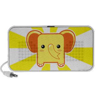 Elefante de Kawaii iPhone Altavoz