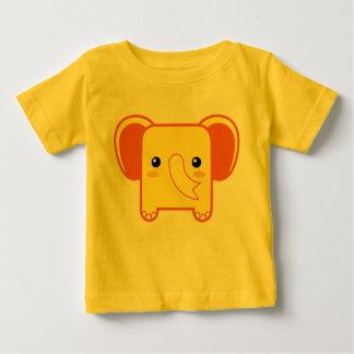 Elefante de Kawaii Playera
