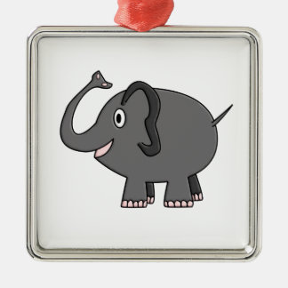 elefante ornamento de navidad