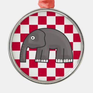 elefante ornamentos de reyes