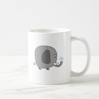 Elefante del bebé