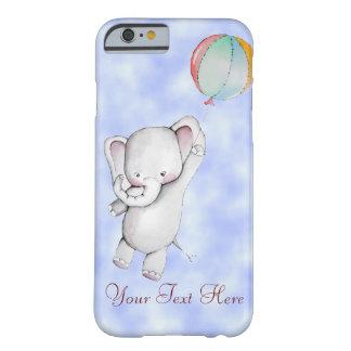 Elefante del bebé con el caso del iPhone 6 del Funda Para iPhone 6 Barely There