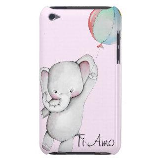 Elefante del bebé con el caso del tacto de iPod de iPod Touch Case-Mate Coberturas